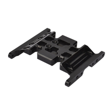 RCaidong 1 10 Aluminum Alloy CNC Alloy Gear Box Mount Holder for Axial SCX10 1 10