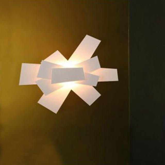 Lampada Big Bang Foscarini.Moderno Foscarini Big Bang Lampada Da Parete Applique Lampada Da