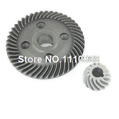 Angle Grinder Spare Part Spiral Bevel Gear Set for Hitachi 180 Angle Grinder angle grinder spare part spiral bevel gear set for hitachi 180 angle grinder page 3