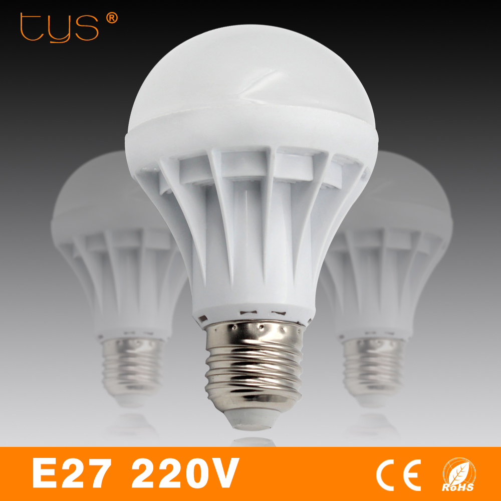 Lampada led lamp e27 220v smd 5730 bombillas led bulb for Lampade e27 a led