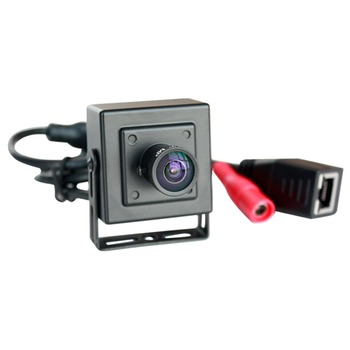 "Крытый 720 P Ip-камера ""рыбий глаз"" широкий угол мини onvif p2p H.264 hd CCTV безопасности, ip-камера ""Рыбий Глаз для дома, сад, виллы"