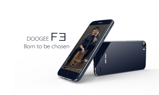 Original Doogee F3 Pro 5.0 FHD Android 5.1 MT6753 64bit Octa Core 4G LTE Mobile Phone 13.0 MP 2GB RAM 16GB Dual SIM Smartphone