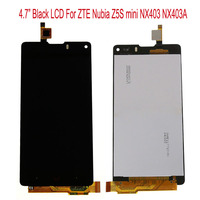 For ZTE Nubia Z5S Mini NX403 NX403A LCD Display Touch Screen Glass Digitizer Assembly New For