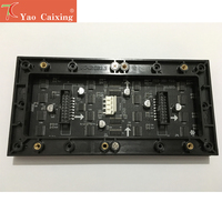 Free shiping 160x80mm 64x32 pixels SMD P2.5 rgb indoor dot matrix led display screen module 16scan led sign board