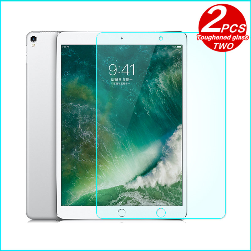 Glass For iPad Pro 10.5 inch glass Tempered membrane For iPad Pro10.5 Steel film Tablet Screen Protection Toughened Case glass