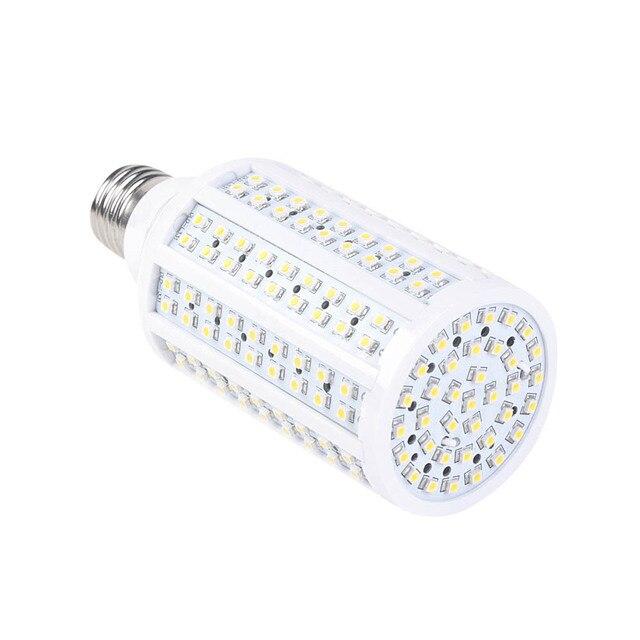 Free shipping by EMS E27 216LED 3528 SMD Energy saving lamp corn light Warm White LED Light Lamp Bulb 14w