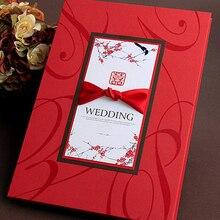 Красное свадебное украшение, Свадебная Гостевая книга, свадебная книга для подписей, сувениры, подарок, вечерние принадлежности для свадьбы