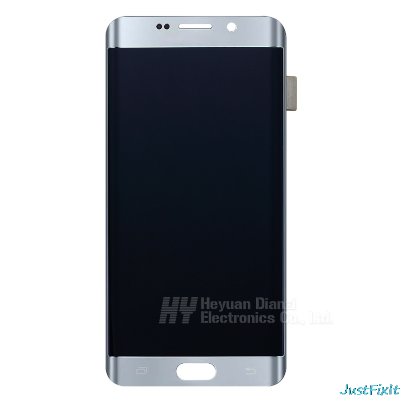100 original For SAMSUNG GALAXY S6 edge plus G928F G928A LCD Display Touch Screen Digitizer Super