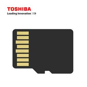 Image 5 - Cartão de memória toshiba m203, original, UHS I 16gb 32gb microsdhc 64gb 128gb microsdxc cartão de classe u1 fullhd tf