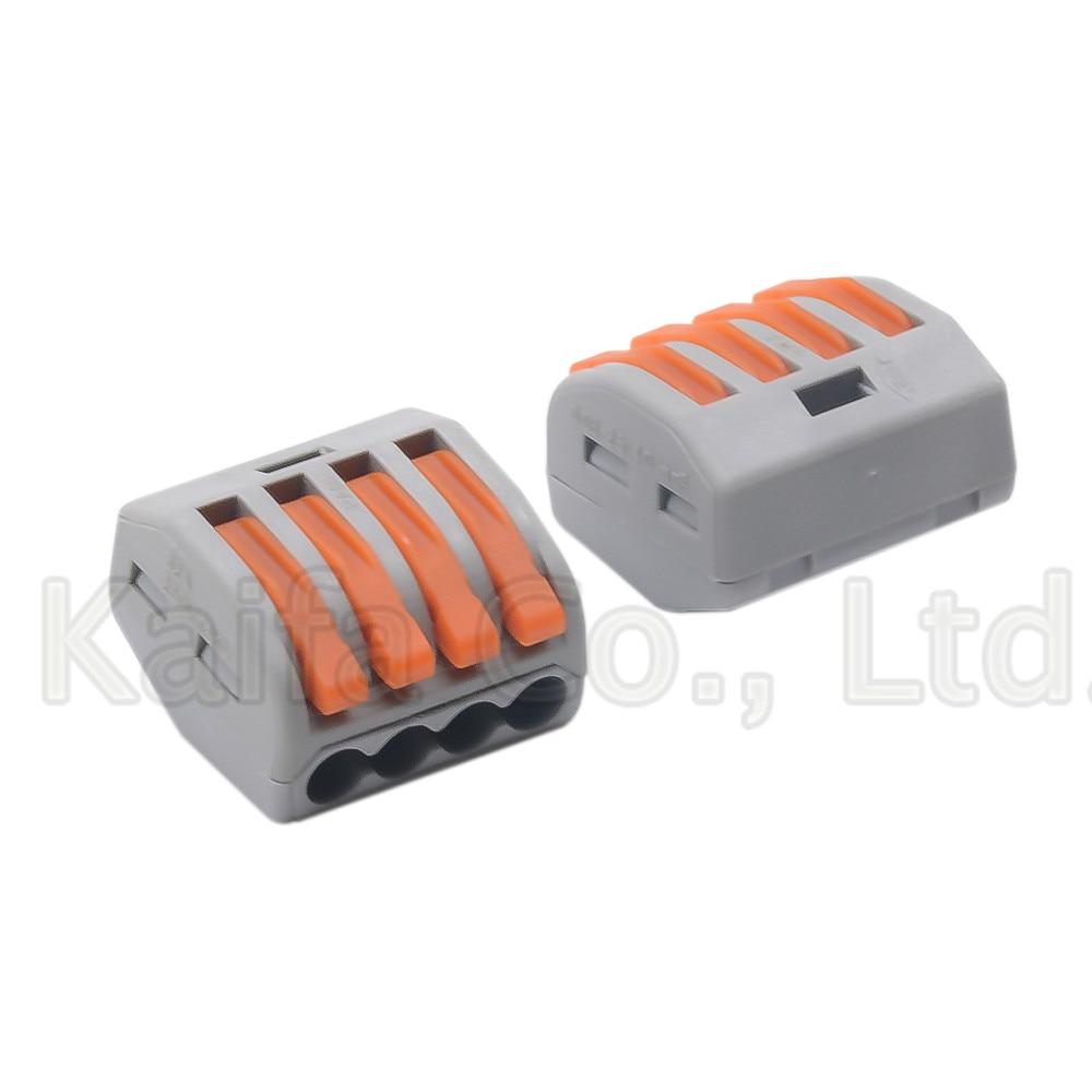 Wago 222-412 x 35 222-413 x 25 222-415 x 15 de chaque connecteur /électrique