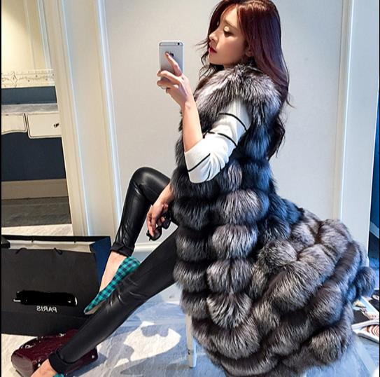 Manteau De Gilet Faux En Grande Artificielle Veste Femmes Gilets Femme D'hiver Z53 Fourrure Chaud 2019 Taille Vestes wEItxZpq8
