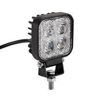 1pc 12w Car LED Offroad Work Light Bar For Jeep 4x4 4WD AWD Suv ATV Golf