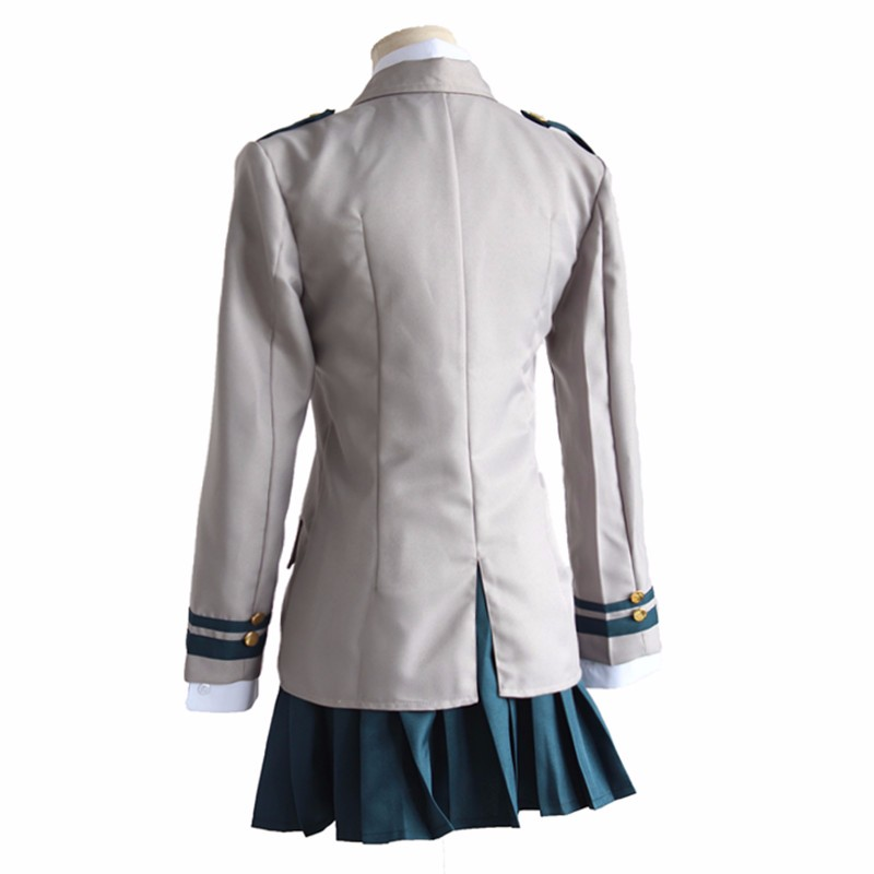 Image 3 - Anime Boku no Hero Academia OCHACO URARAKA Midoriya Izuku Cosplay My Hero Academia Cosplay Costume School Uniform Sportswear-in Anime Costumes from Novelty & Special Use