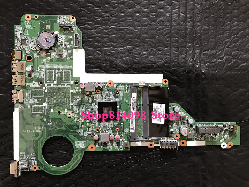 KEFU 737452-501 FOR HP PAVILION 15-E series laptop motherboard DA0R76MB6D0 REV:D E1-2500 mainboard NOTEBOOK PC 737452-001 цена