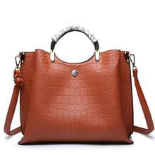 Stone pattern luxury bags women handbags designer women's leather shoulder bags fashionable crossbody bags for ladies tote bags
