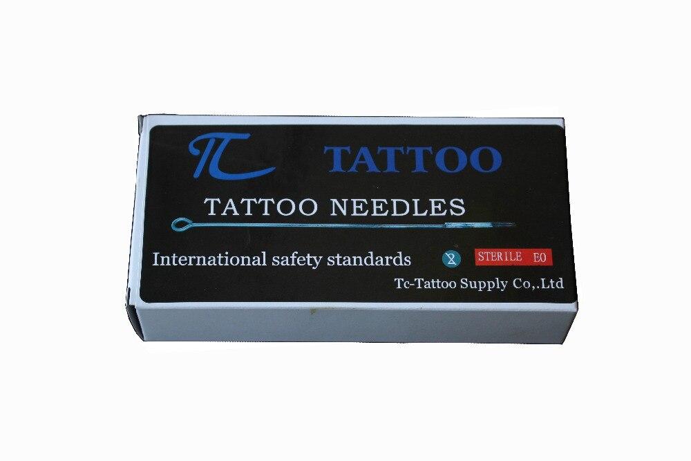 Agulha de Tatuagem 50 Pçs/lote Transporte Livre Aço