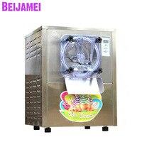 Beijamei Commercial 20L Frozen Hard Ice Cream Machine Desktop Ice cream freezer / Electric Gelato machine Table Top