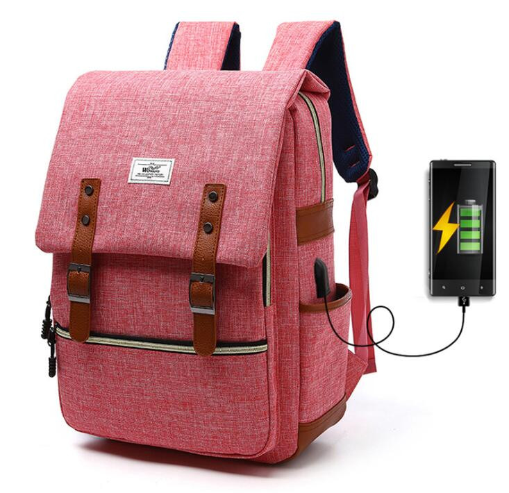 Waterproof Large Capacity 15.6 Inch Laptop Bag Man USB Design Backpack Bag Black Backpack women School Bags Mochila Masculina men backpack student school bag for teenager boys large capacity trip backpacks laptop backpack for 15 inches mochila masculina
