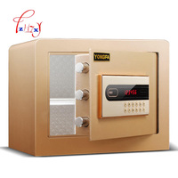 Commercial safe box small office mini Electronic safe deposit box for Jewelry Valuable Money Cash Documents Safety