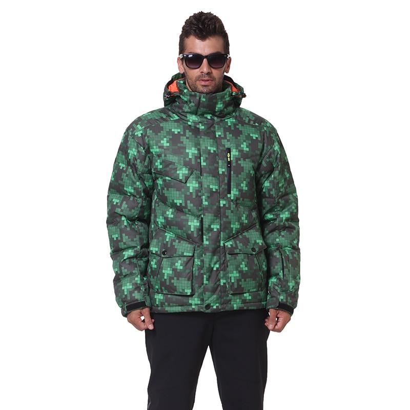 2019 Hot Sale   Down   Jacket Men Winter Thick   Down     Coat   Hooded   Down   Jackets Duck   Down   Jacket Outwear Winter Men Jackets Parka Homme