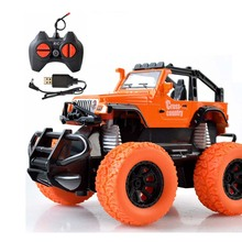 цена на 1:28 Cars RC Car Off-Road 4 Channels Electric Vehicle  Model Radio Remote Control Cars Toys As Gifts For Kids