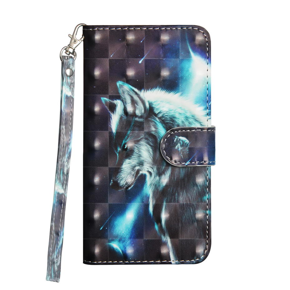 Luxury Flip Wallet Case for samsung galaxy A7 2018 A750 Book Flip Style High Quality Mobile Phone Cases for galaxy A7 2018 Cover in Wallet Cases from Cellphones Telecommunications