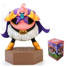 Anime Dragon Ball Z 15CM Kai Majin Buu DXF Fighting Combination VOL.2 PVC Action Figure Collectible Toy Brinquedos Gift