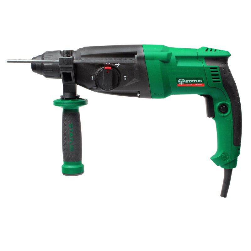 Rotary hammer STATUS MPR31 hammer drill status dp550