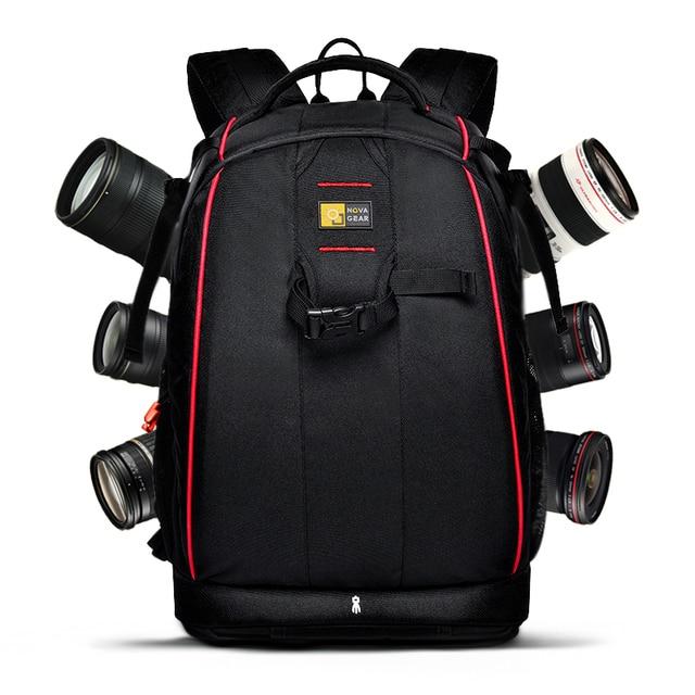 Whole Free Shipping Novagear 80404 One Professional Digital Camera Bag Slr Anti Theft