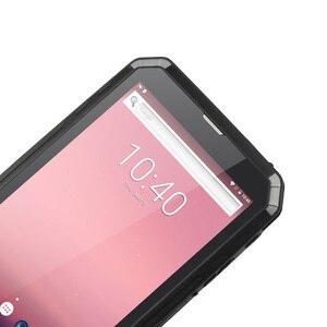 Image 4 - Compressa robusta impermeabile di Android del telefono cellulare 3G 32GB 8.0 mAh di UNIWA T80 8500 pollici IPS 2in1 del telefono 4G FDD LTE della compressa IP68