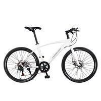 Шоссейный велосипед гоночный мужчины и женщины начального уровня ультра легкий и Сверхбыстрый Трансмиссия маленький колесный велосипед