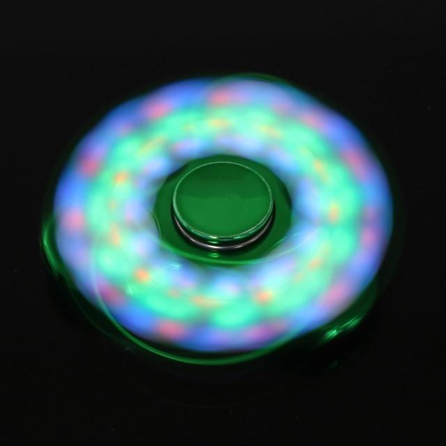 1-3 минут вращения один гироскоп ручной счетчик спираль с популярной версии декомпрессии палец световой гироскоп