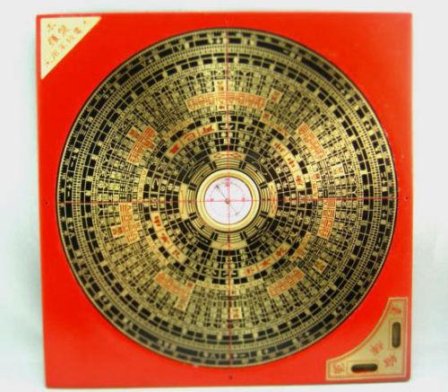 San Yuan Feng Shui Compass Luo Pan L Fengshui Luopan J2353