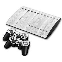 Suporte Ao Projeto personalizado Etiqueta Skins para PS3 super slim 4000
