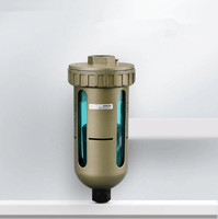 Auto Drain SMC Type Air Pump Air Compressor Drain Valve AD402 04 Water Trap for Automatic Drainage Pipes Gas Source Processor
