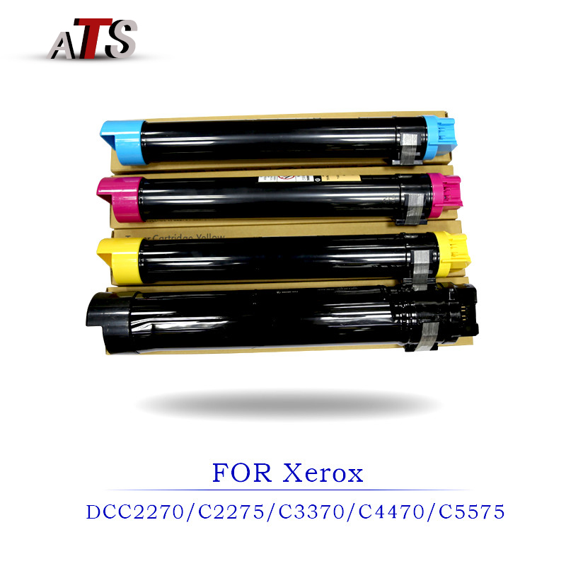 Office Electronics 1PCS Toner Cartridge photocopier For DCC 2270 2275 3370 3375 4470 4475 3371 3373 5570 5575 Copier Spare Parts