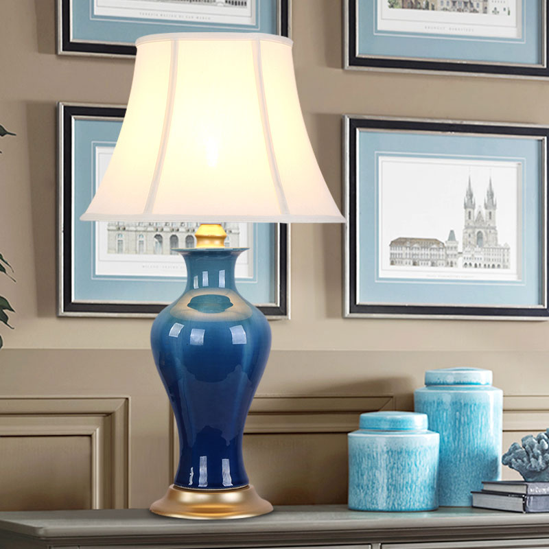 best lamps for living room aliexpress buy modern ceramic table lamp bedside 21476