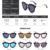 FEIDU Moda Olho de Gato óculos de Sol Espelho Revestimento Das Mulheres Da Marca Floral quadro Óculos de Sol Óculos Mulheres Oculos de sol Famale Com caixa