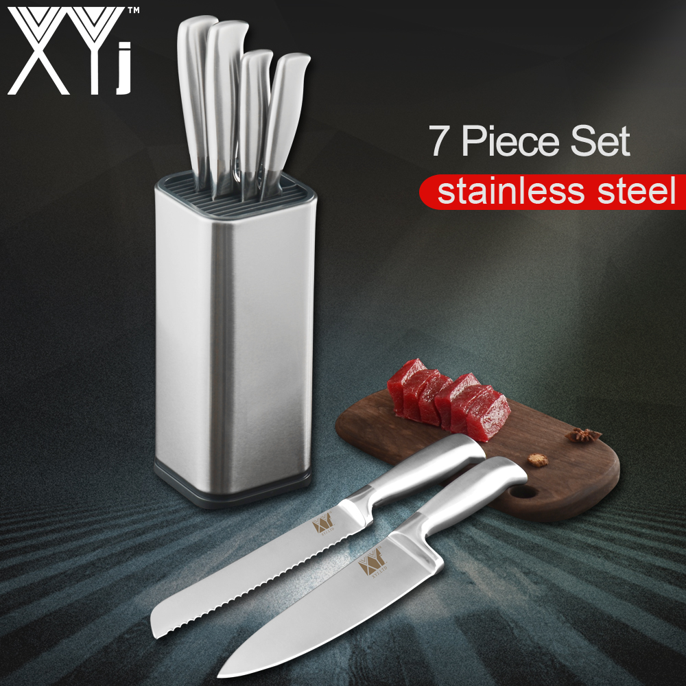 Aliexpress.com : Buy XYj Kitchen Knives Stainless Steel