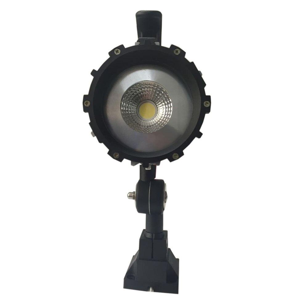 MüHsam Freies Schiff 10 Watt 24 V Cob Led Aluminium Shell Kurze Arm Falten Arbeitslampe/maschine Arbeitsscheinwerfer/beleuchtung/cnc Ausrüstung Lampe Licht & Beleuchtung