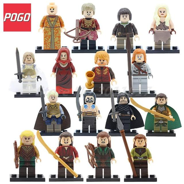 Aliexpress.com : Buy POGO Hobbit Superheroes Wholesale 20pcs/lot ...