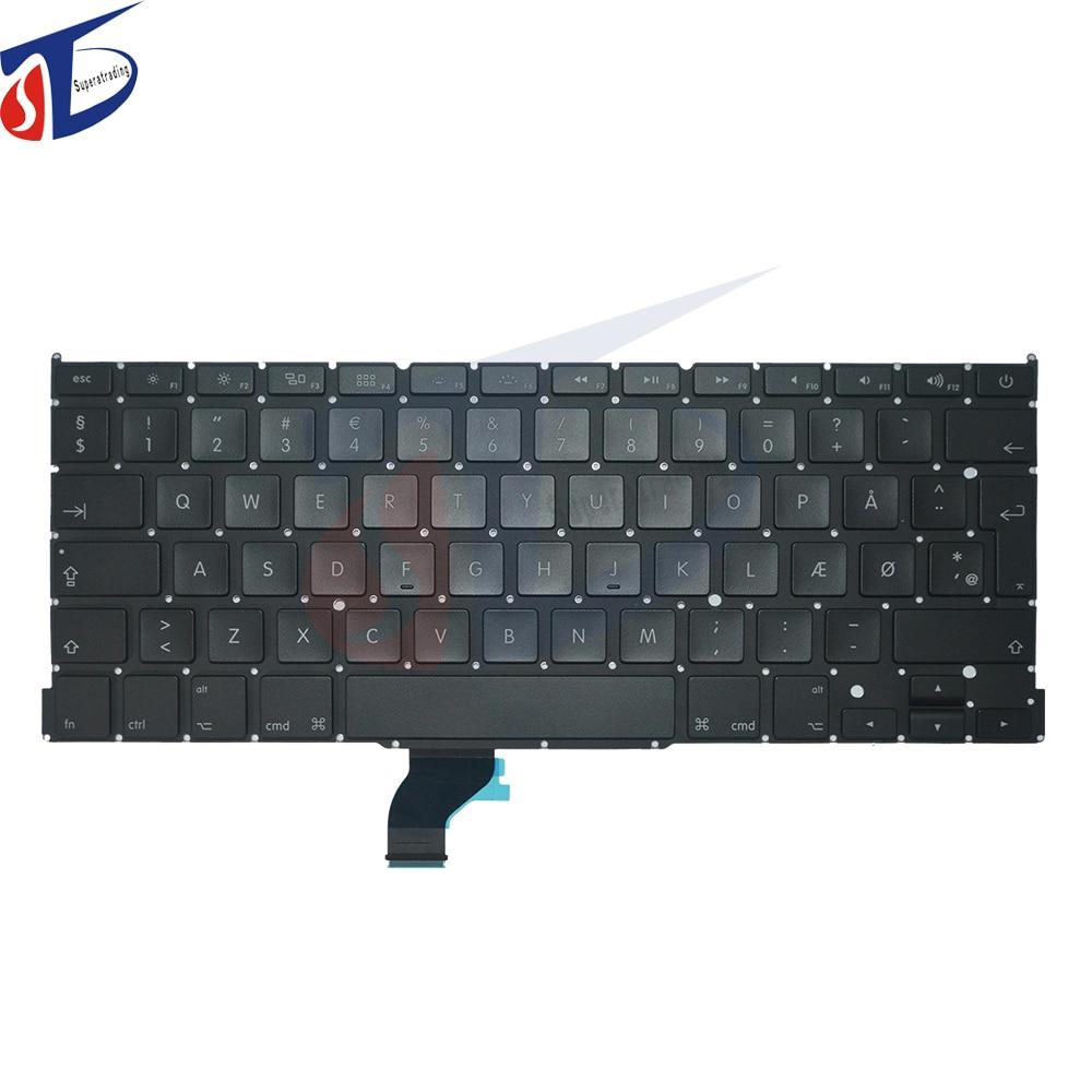 5pcs lot 2013 2015year DK keyboard for font b macbook b font pro 13 retina A1502