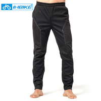 INBIKE Men's Winter Fleece Windproof Thermal Pants for Cycling Running Hiking Outdoor Multi Sports