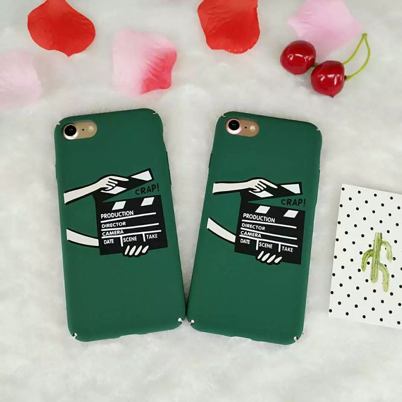 Fashion Movie pallets phone Cases For iphone6 6s 7 7Plus hard Plastic case for iphone 8 8plus 7 plus back cover