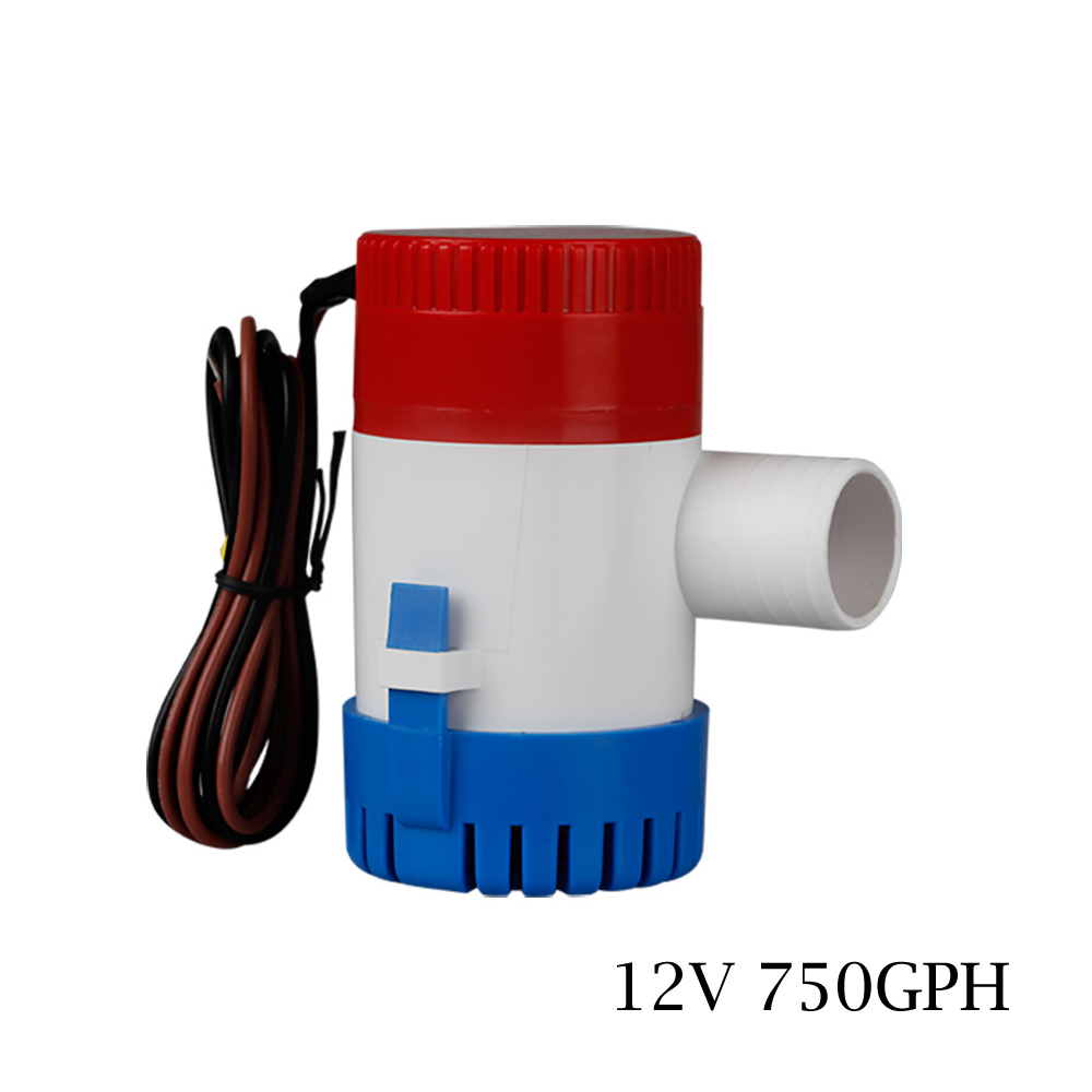 <font><b>12V</b></font> <font><b>750GPH</b></font> DC <font><b>Bilge</b></font> <font><b>Pump</b></font> Electric <font><b>Pump</b></font> for Boats Accessories marin,submersible boat water <font><b>pump</b></font> solar panel submersible <font><b>pumps</b></font> image