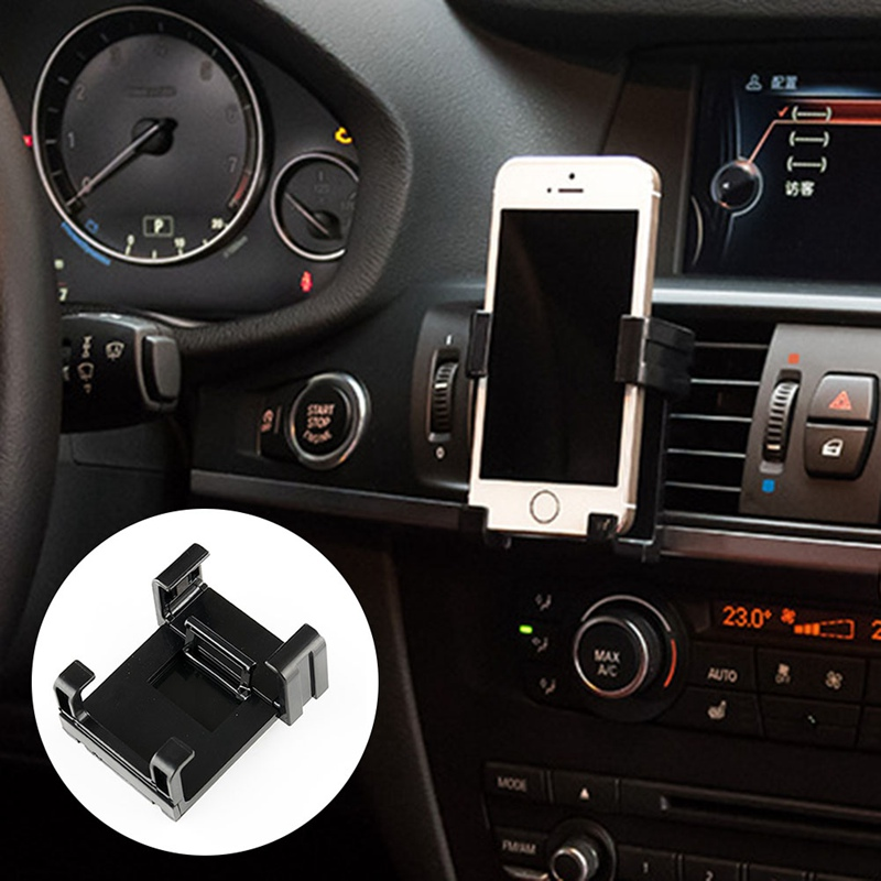 цена на Adjustable Stretchable Air Outlet Phone Stand Car Auto Mobile Phone Holder Outlet Bracket