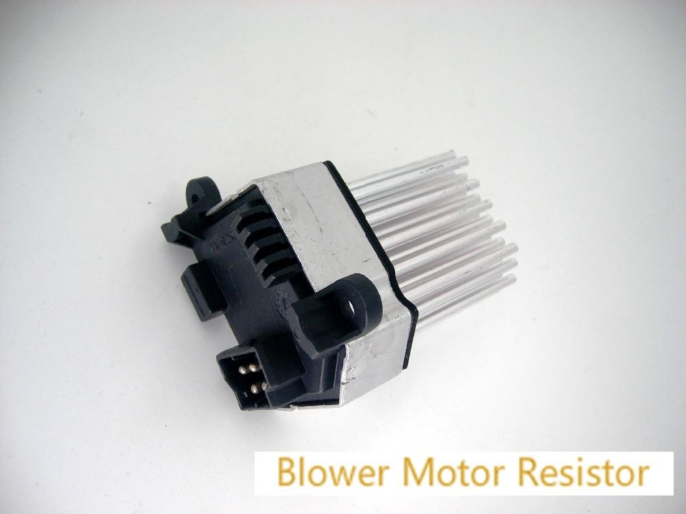 New 64116920365 blower motor resistor ac heater fan for for Ac heater blower motor
