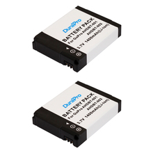 2pc 1400mAH AHDBT 001 AHDBT 002 AHDBT 001 002 Li ion Battery for GoPro HD Hero