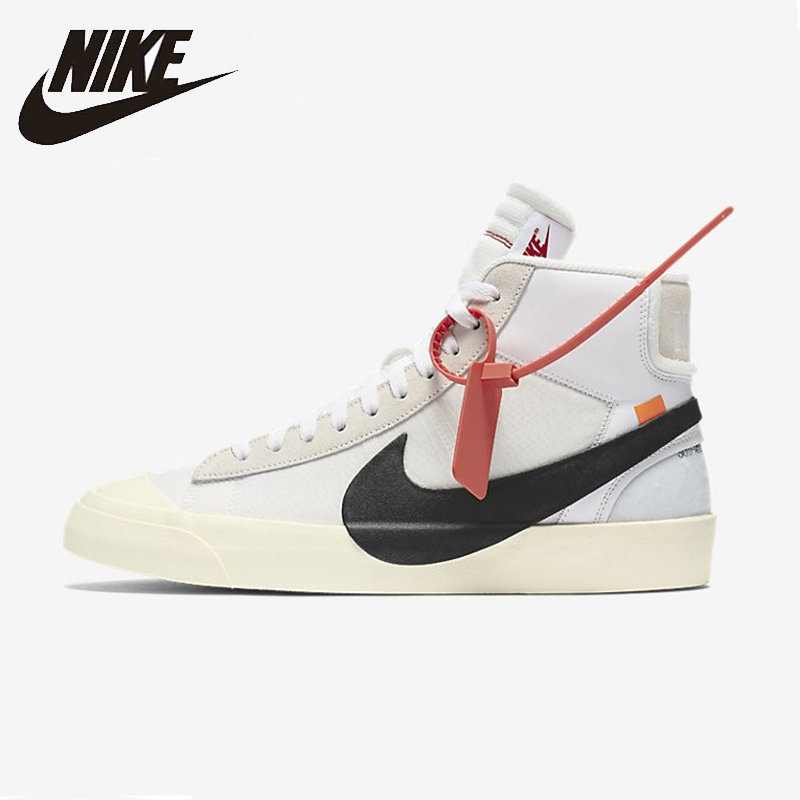 NIKE Hommes Chaussures Respirant Chaussures de Basket-Ball Super Stabilité à La Lumière Sneakers Pour Hommes Chaussures # AA3832-100