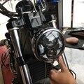 Para Harley Sportster Dyna Glide Estrada FXCW FXCWC FXS FXSB FXSBSE FXST FXSTB FXSTC FXSTD 5 3/4 inch 5.75 Daymaker LEVOU farol